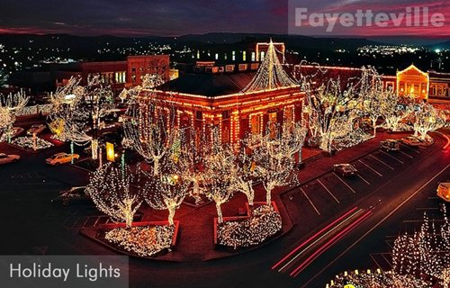 Fayetteville-at-Christmas