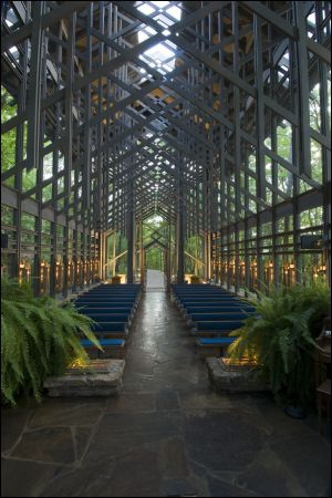 Thorncrown Chapel, Eureka Springs (4)_l