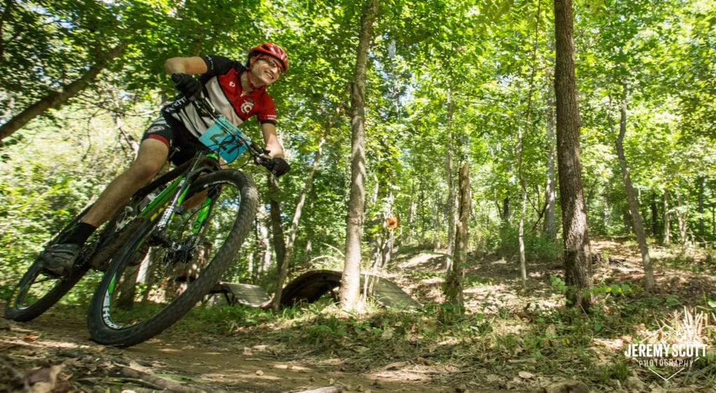 Mountain Bike Trails in Northwest Arkansas