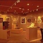 Walton Art Center on Dickson Street