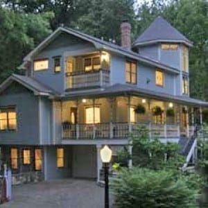 arsenic and old lace bed and breakfast in eureka springs
