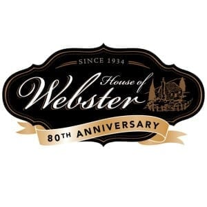 house of webster in Rogers Arkansas