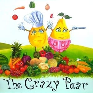 crazy pear