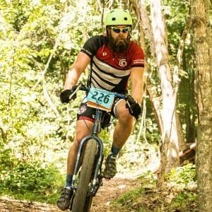 Slaughter Pen mountain biking phat tire
