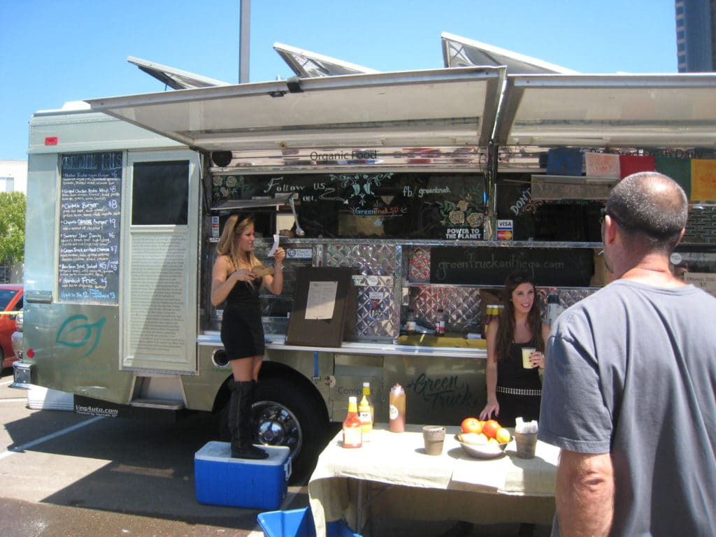 Food Truck In Centerton Ar