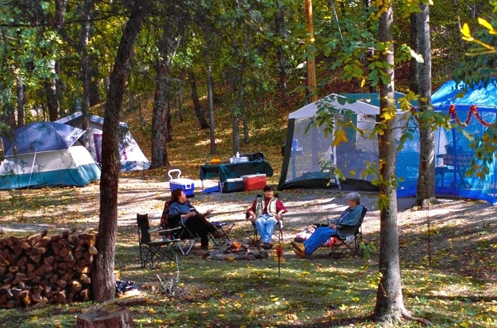 Top 10 Camping Sites In Northwest Arkansas Northwest
