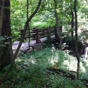 bentonville walking trails