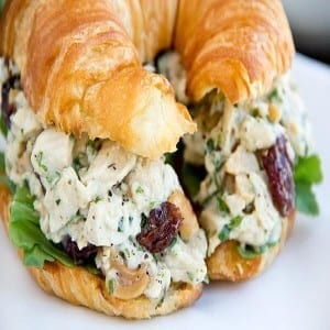 Crazy Pear Chicken Salad