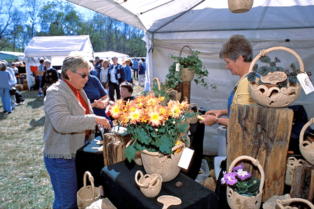 Arts and Crafts Fairs in Northwest Arkansas Oct 2015