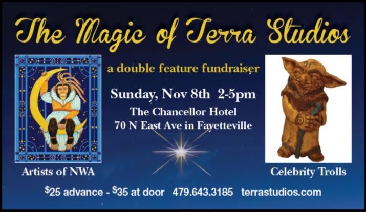 the magic of terra studios