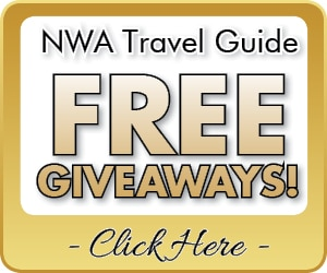 FREE Giveaways From Northwest Arkansas Travel Guide