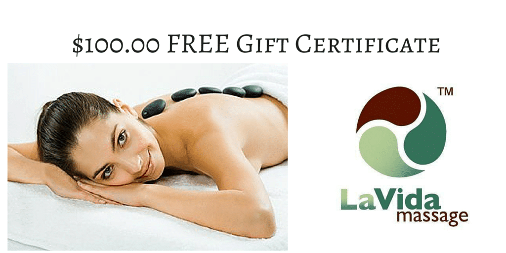 $100.00 FREE Gift Certificate
