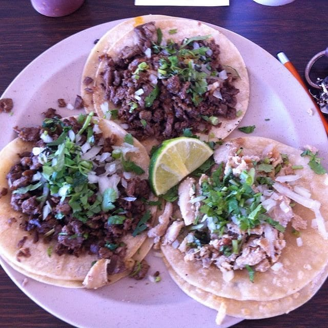 Tacos in Springdale AR