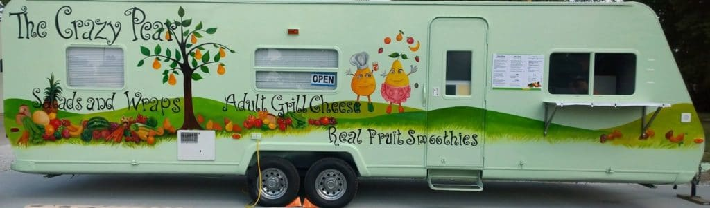 Crazy Pear Food Truck