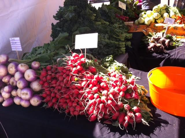 Farmers Markets in Northwest Arkansas