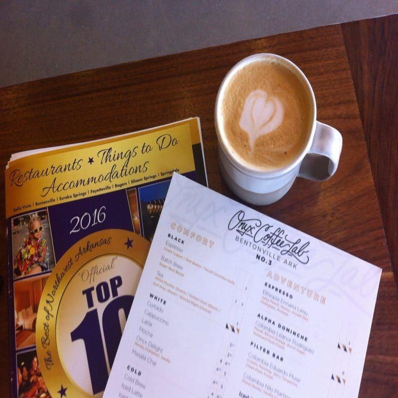 Top 10 Best Coffee Shops in Northwest Arkansas
