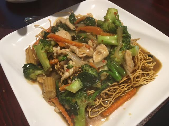 Thai Food Fayetteville Arkansas