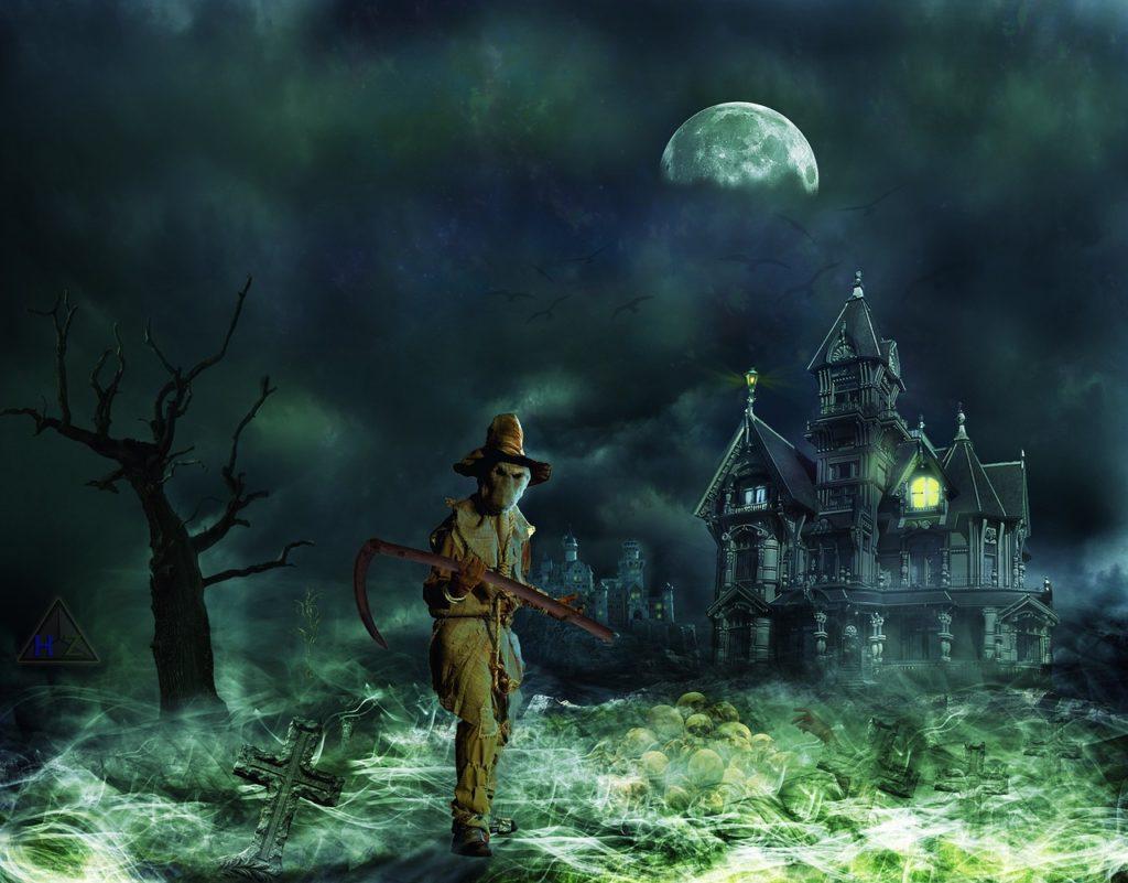 Haunted Houses in Northwest Arkansas 2018
