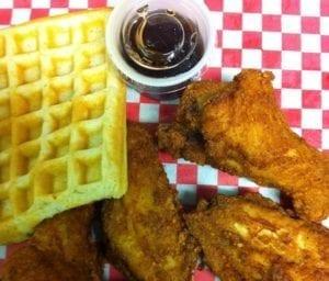 Frickin Chicken Fayetteville Arkansas