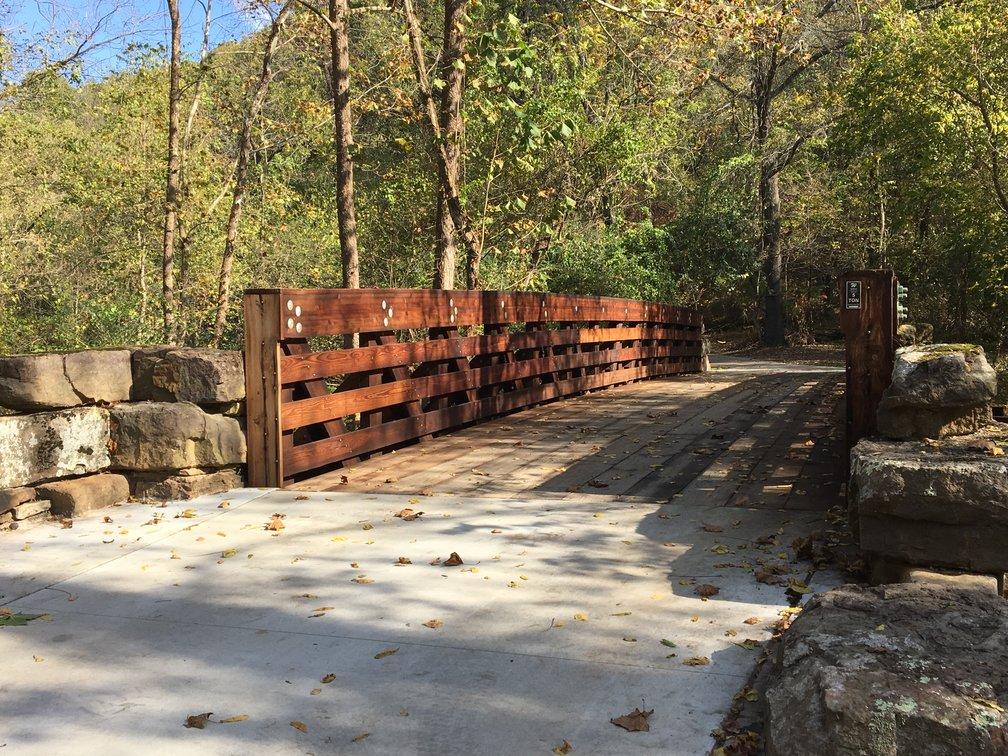 Top 10 Multi Use Trails in Northwest Arkansas