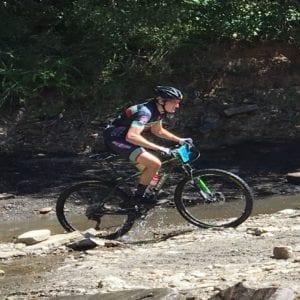 mtn biking in NW Arkansas