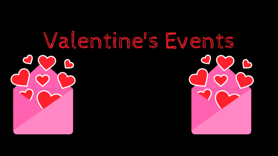 Valentine's Events in Northwest Arkansas 2017
