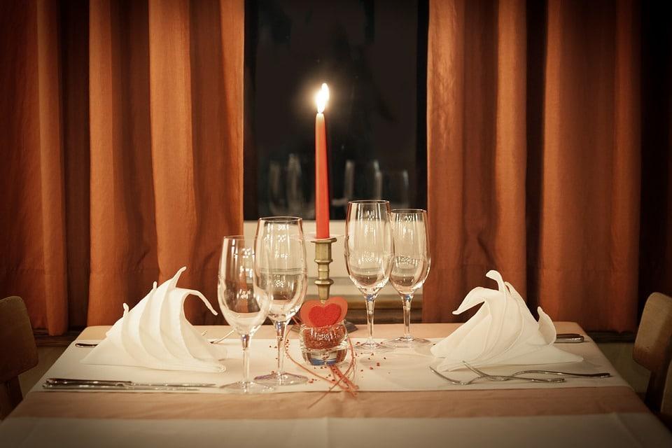 Top 10 Romantic Restaurants in Northwest Arkansas