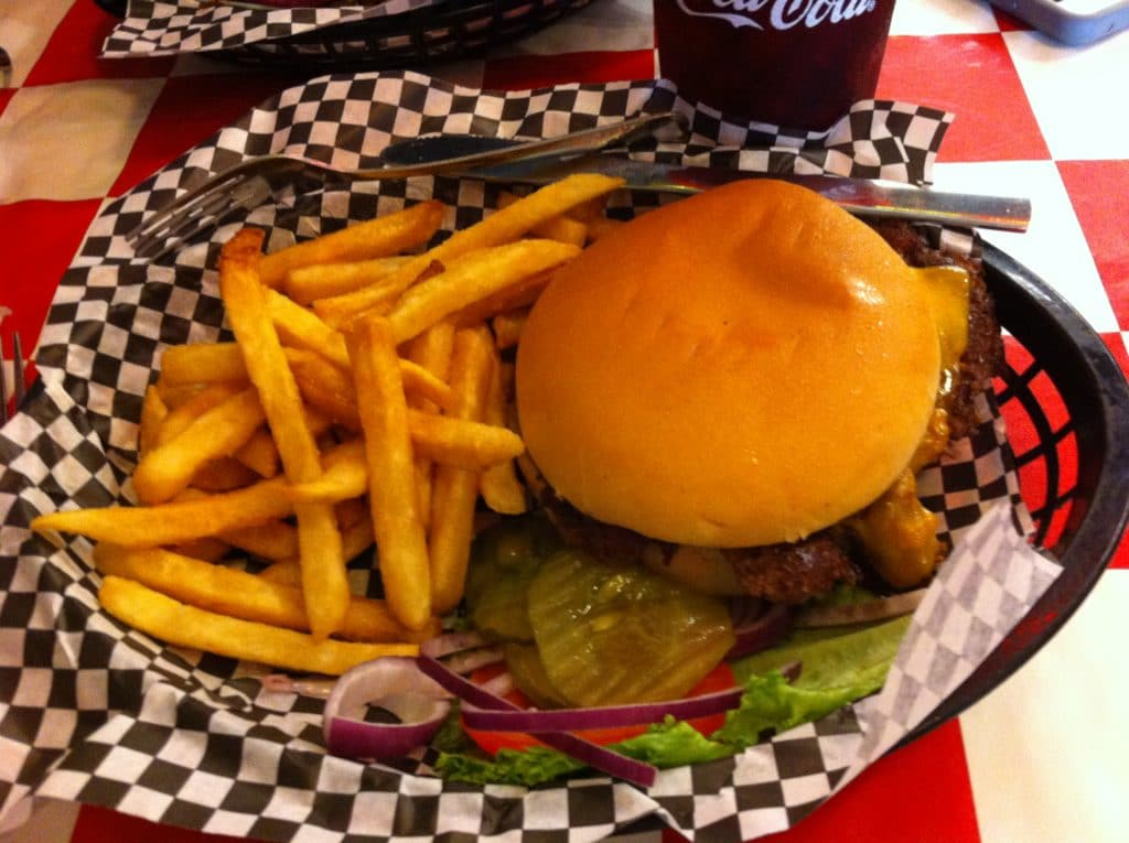 Top 10 Burgers in Northwest Arkansas – Jan – Mar 2017