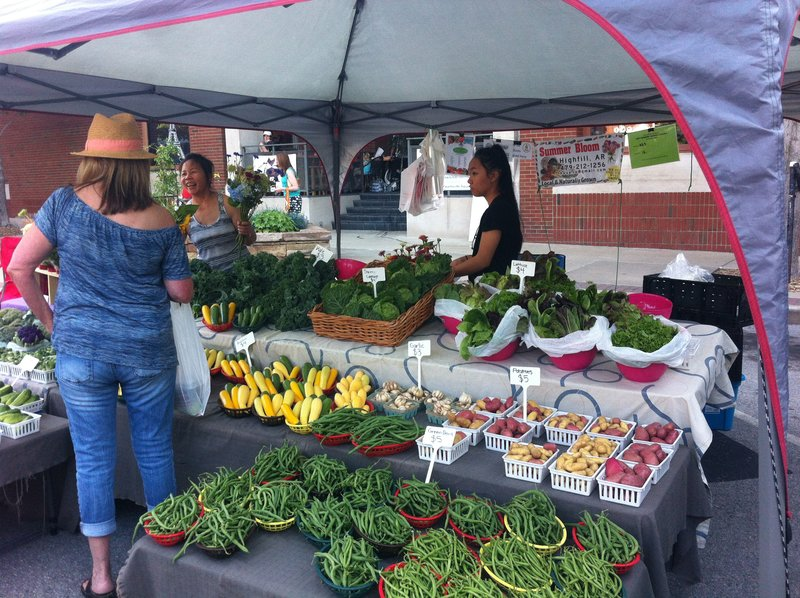 Northwest Arkansas Farmers Markets You Will Fall In Love With