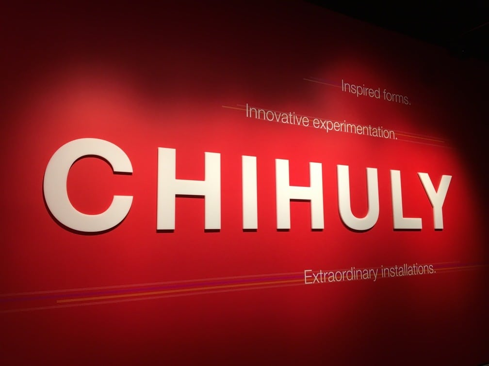 Beyond Imagination: Chihuly In The Gallery Exhibit At Crystal Bridges