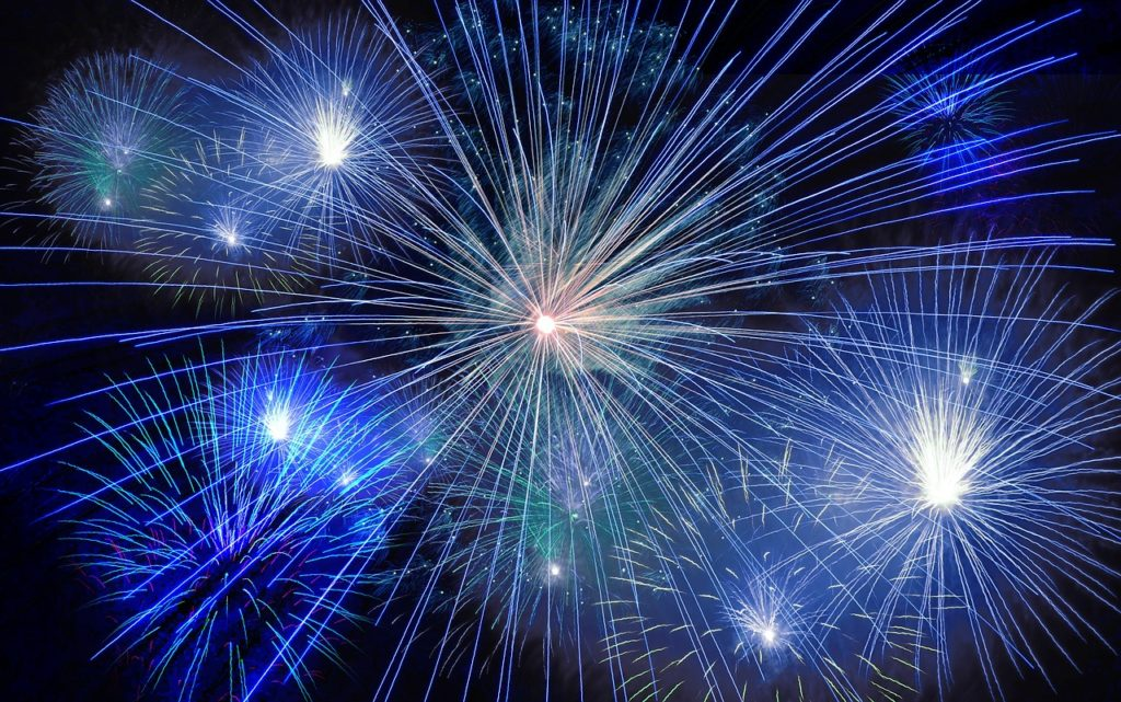 Fourth of July Fireworks & Celebrations in Northwest Arkansas 2017