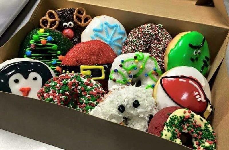 Hurt Donuts Fayetteville Arkansas
