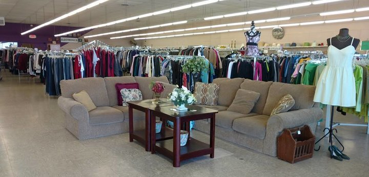 Northwest Arkansas Women's Shelter Thrift Store