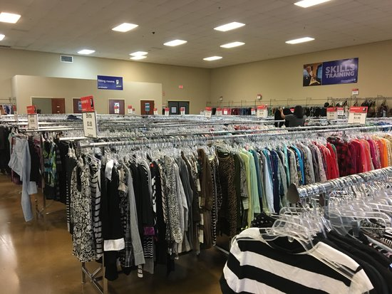 Goodwill Thrift Store Rogers Arkansas
