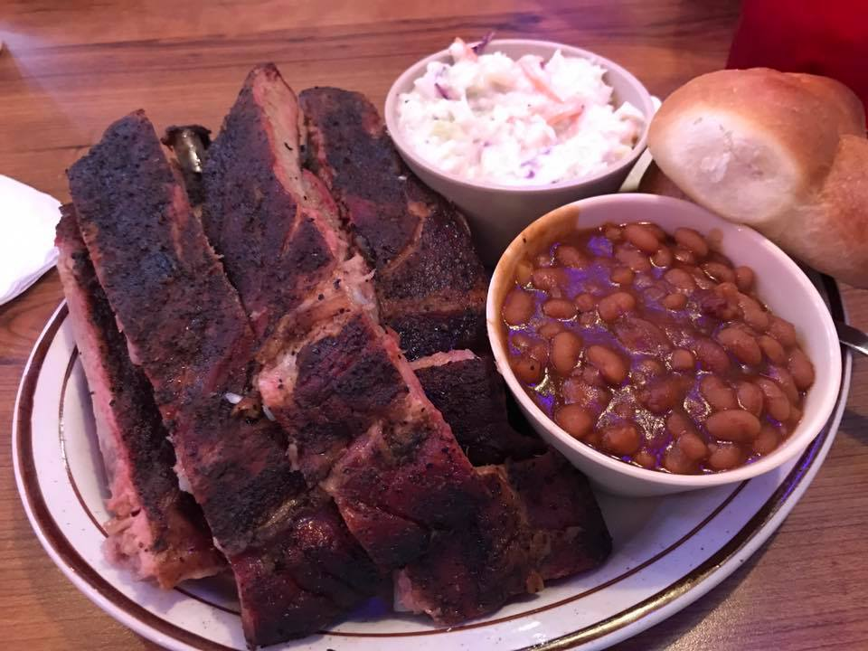 Smokin Joe's Ribhouse Bentonville Arkansas