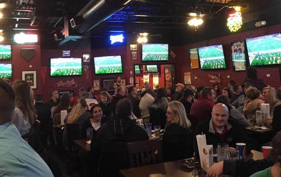 Foghorn's Sports Bar Fayetteville Arkansas