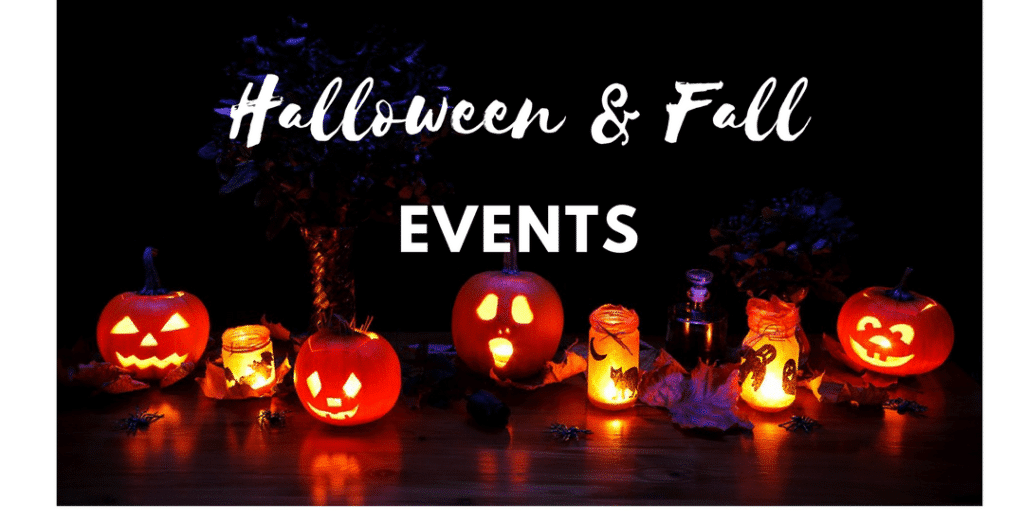 Northwest Arkansas Fall Festivals & Halloween Events 2017