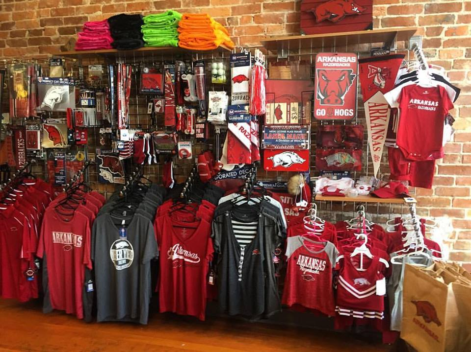 Northwest Arkansas Top 10 Specialty Gift Shops