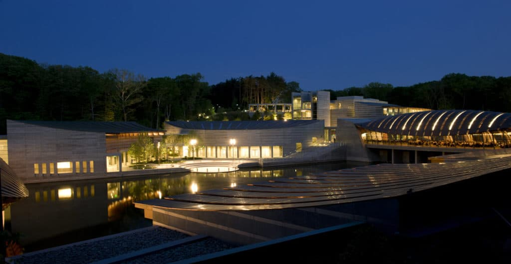 Crystal Bridges Museum of American Art - Bentonville Arkansas Art Museum