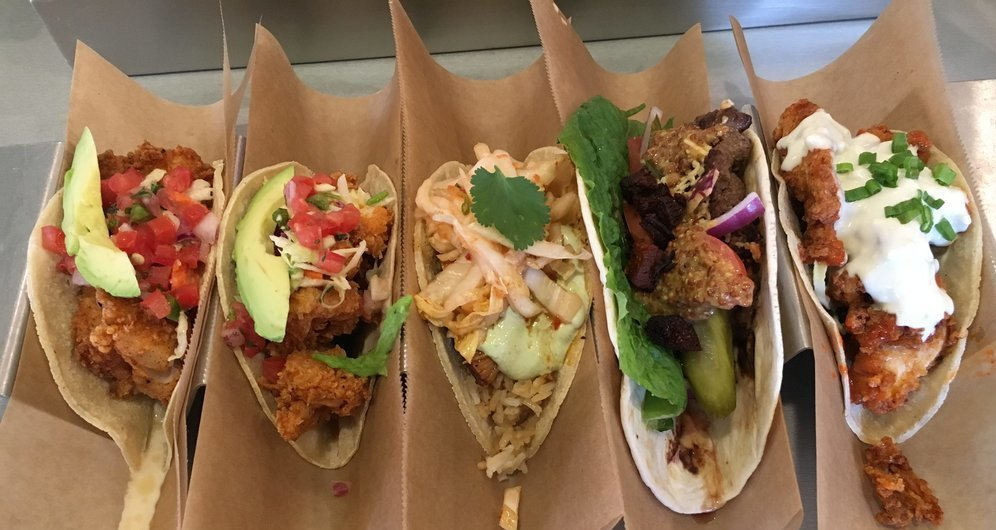 Top 10 Best Tacos in Bentonville, Rogers, Springdale and Fayetteville Arkansas