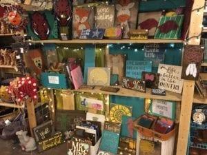 Fayetteville Arkansas Flea Market Funky Yard Sale