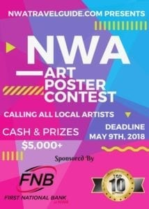 nwa art poster contest