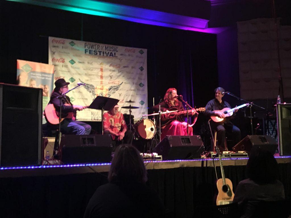 Bentonville Arkansas Plays Host to the 2018 Power of Music Festival