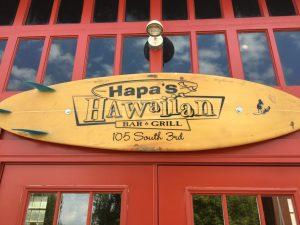Hapa's Hawaiian Bar and Grill