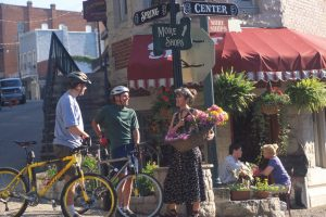 Historic Downtown Eureka Springs