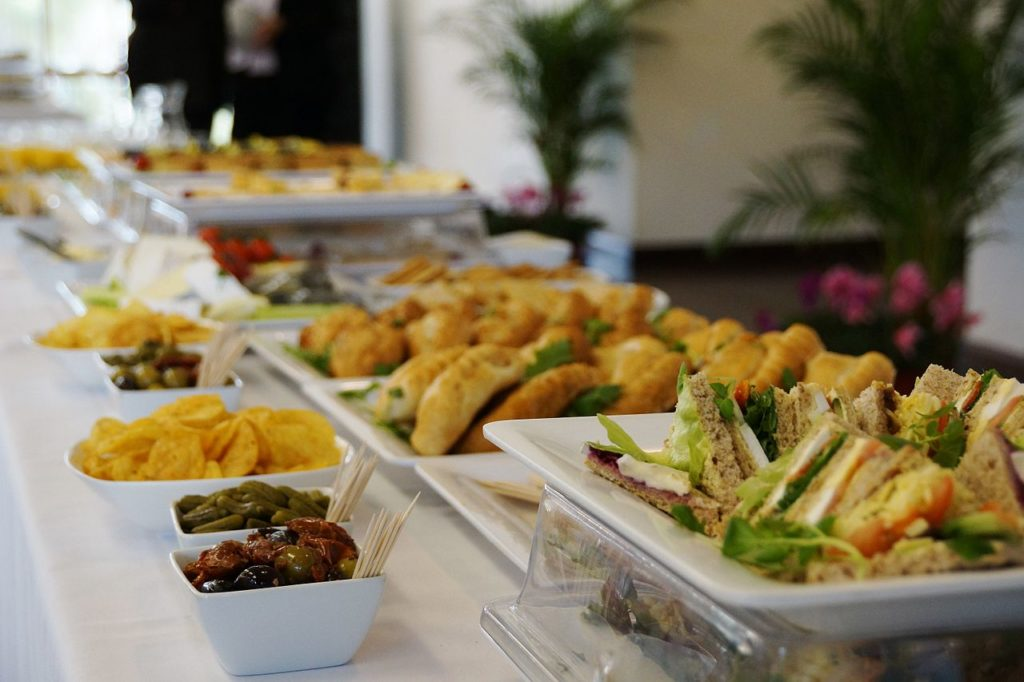 Top 10 Catering in Northwest Arkansas