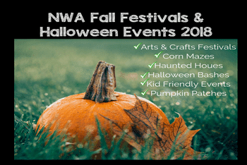 Halloween Festivals Northwest Arkansas