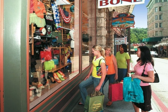 Shopping in Eureka Springs