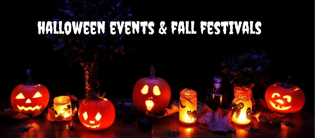 The Ultimate Guide to Fall Festivals & Halloween Events in NWA 2019