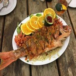 Blu Fish Seafood Bentonville AR